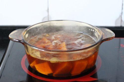 润秋燥:番薯糖水的做法图解3