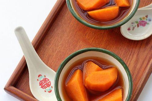润秋燥:番薯糖水
