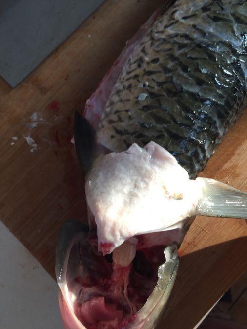 松鼠鱼的做法图解3