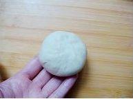 红曲绿豆千层酥月饼的做法图解4
