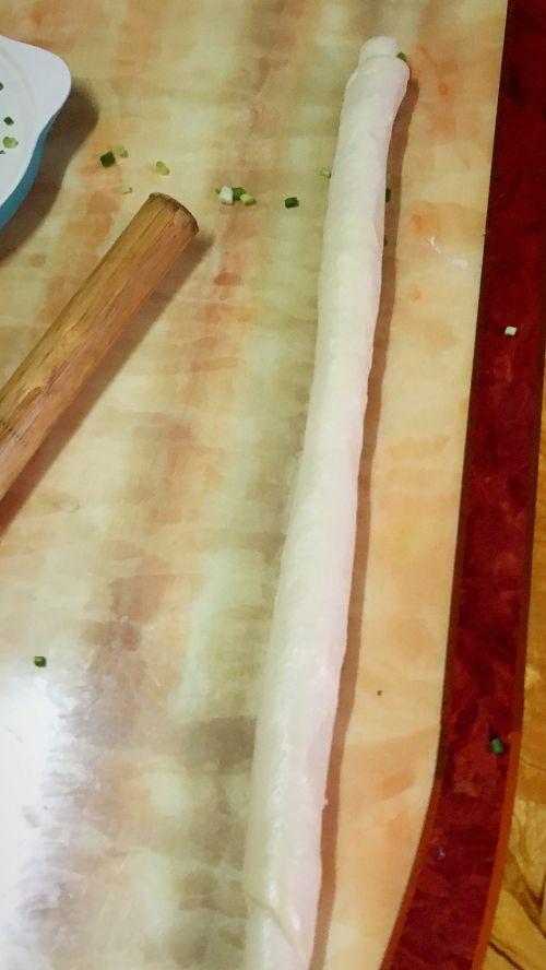 葱油酥饼的做法图解13
