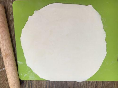 葱油饼的做法图解5