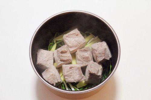 高压锅版东坡肉的做法图解6