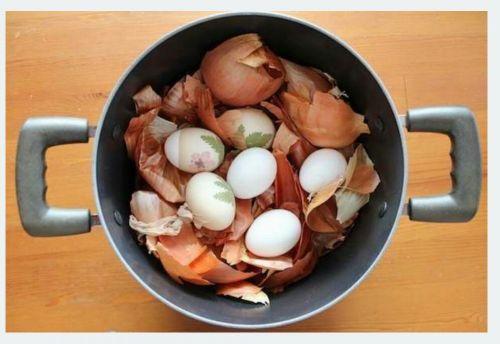 印花茶叶蛋的做法步骤