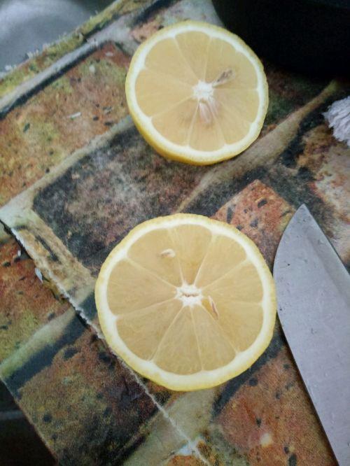柠檬果汁的做法图解1