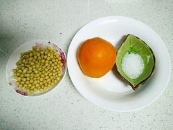 营养好喝的香橙豆浆的做法图解1