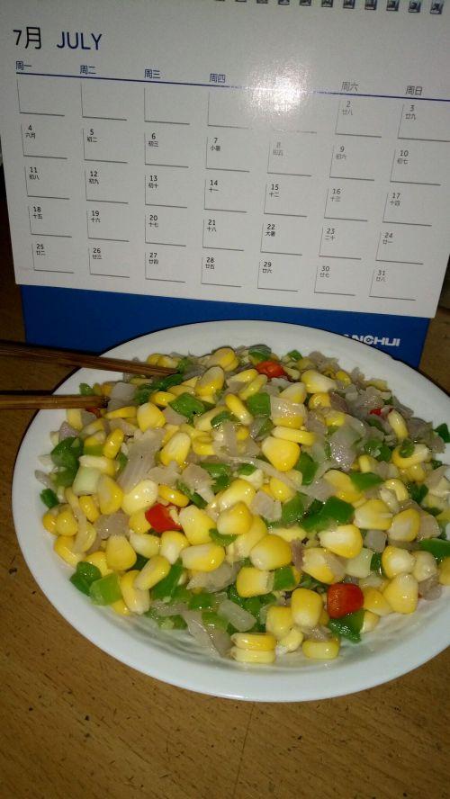 香甜玉米粒的做法图解5