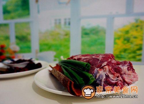 香卤牛肉的做法图解2