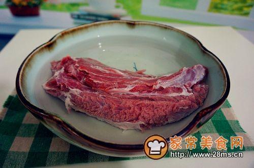 香卤牛肉的做法图解3