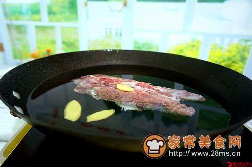 香卤牛肉的做法图解6