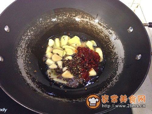 川味砂锅之足不出户的麻辣烫的做法图解3