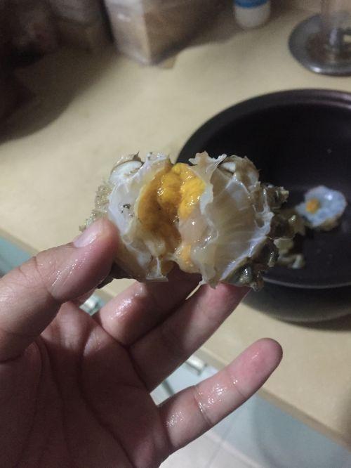 不会失败的肉蟹粥的做法图解3