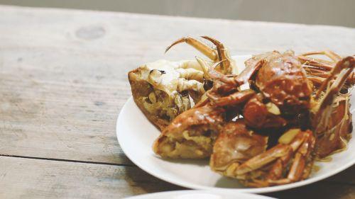 咖喱粉丝蟹的做法图解8