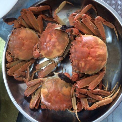 香辣蟹的做法图解1