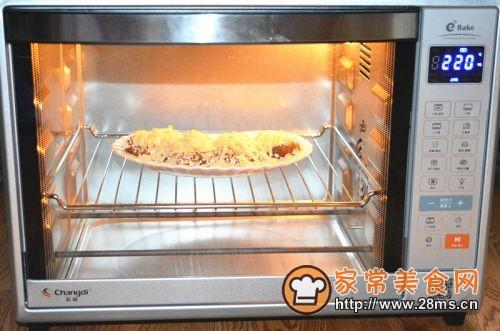 芝士燕麦�h粽子的做法图解5