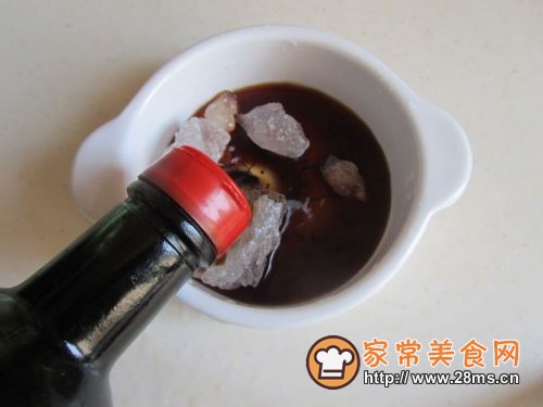 糖醋菜传统菜:糖醋排骨的做法图解6