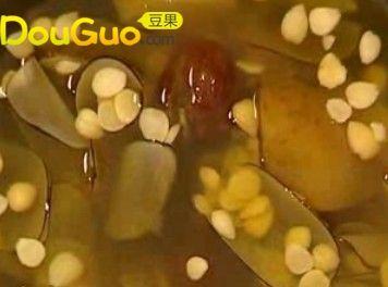 广东润肺止咳糖水:苹果海底椰糖水