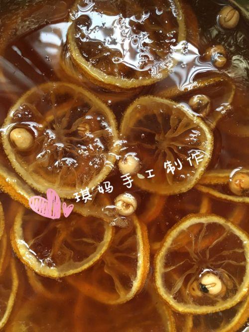 纯手工川贝柠檬膏的做法图解8