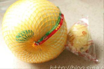 蜂蜜柠檬柚子茶的做法图解1