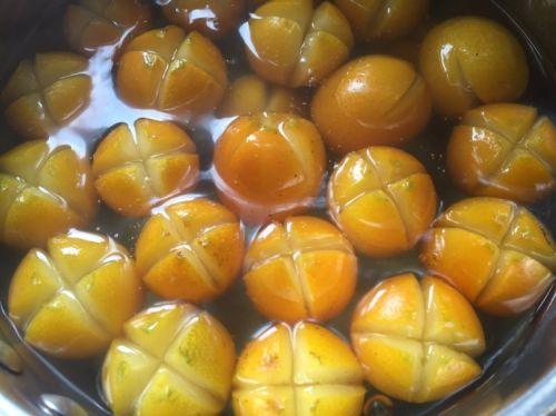 蜜汁金桔的做法图解5
