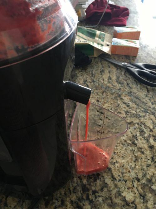 堪比哈根达斯的草莓果肉冰激凌的做法图解2