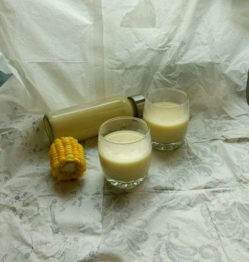 香浓玉米汁的做法图解5