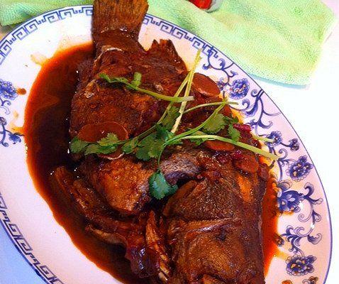 红烧臭桂鱼的做法