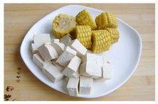 排骨豆腐海带汤的做法图解3