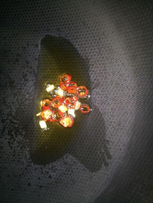 清爽的手撕蒸杏鲍菇的做法图解4