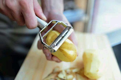 英式烤土豆的做法图解1