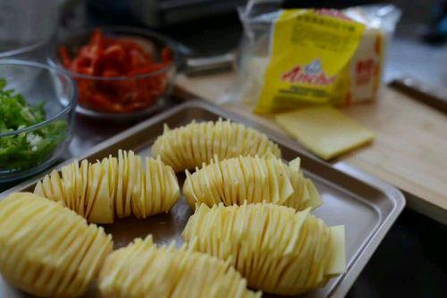 英式烤土豆的做法图解4