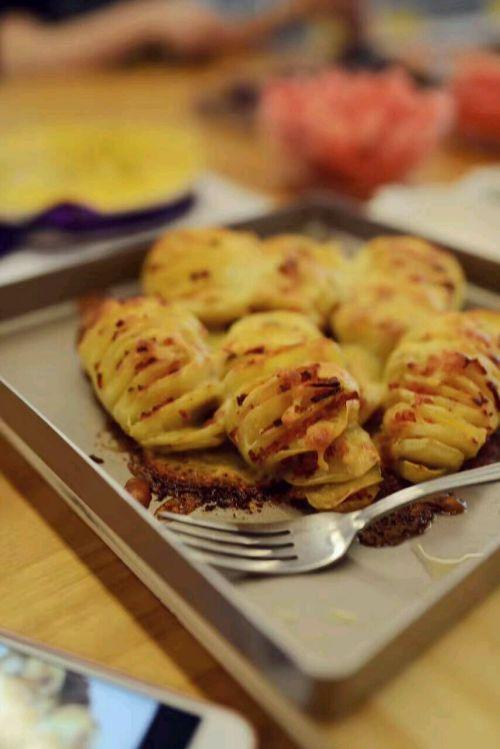 英式烤土豆的做法图解6