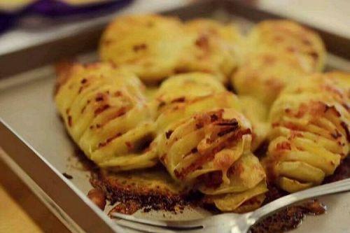英式烤土豆