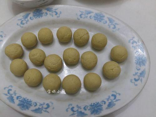 豆沙红薯丸的做法图解7
