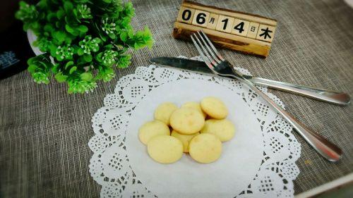 蛋黄饼干的做法图解7