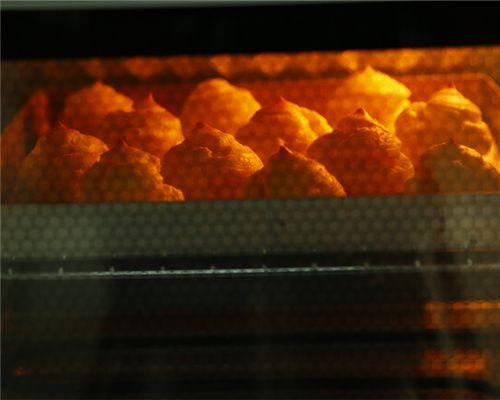 烤箱版泡芙的做法图解10