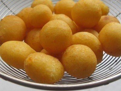 QQ地瓜紅薯球的做法图解5