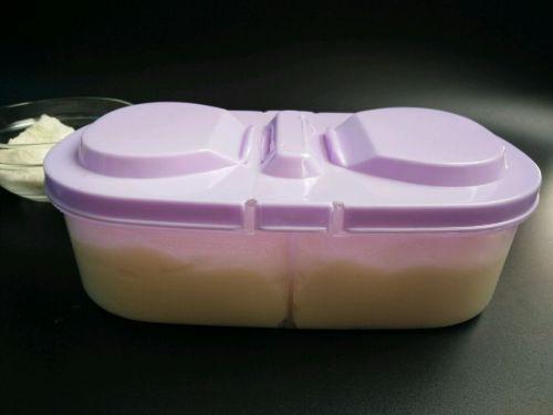 奶香椰蓉小方的做法图解8