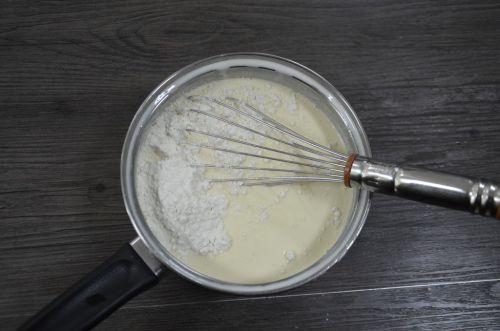 红豆蛋挞的做法图解4