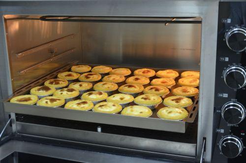 红豆蛋挞的做法图解8