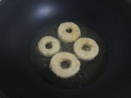 苹果甜甜圈的做法图解7