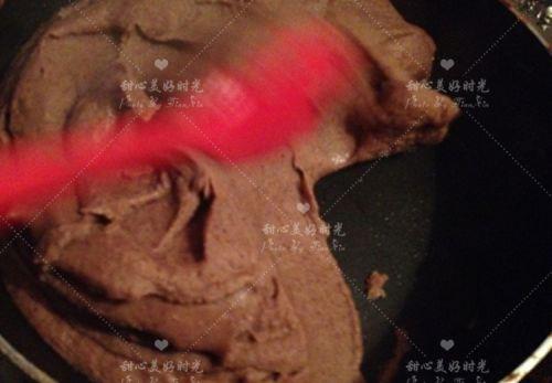 抹茶绿豆糕的做法图解2