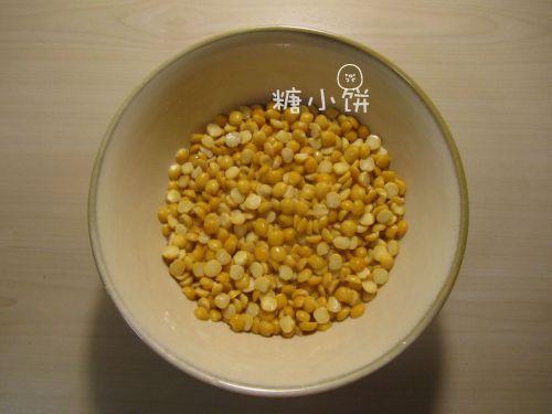 豌豆黄的做法图解1