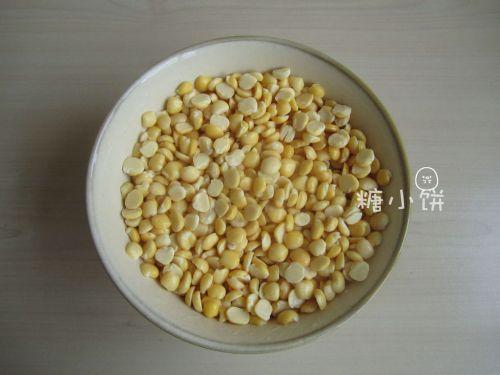 豌豆黄的做法图解2