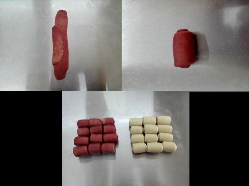 荷花酥的做法图解6