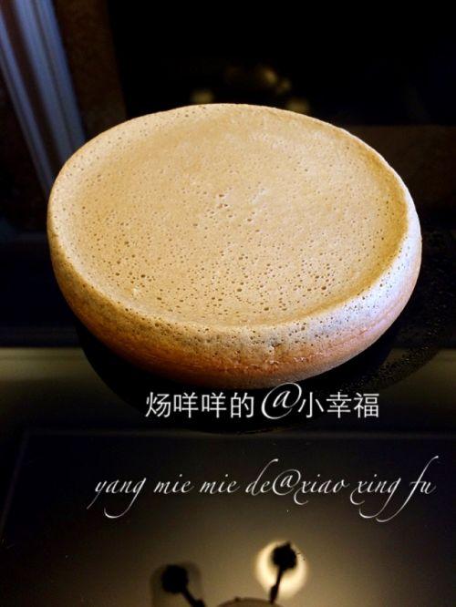 棉花蛋糕的制作方法