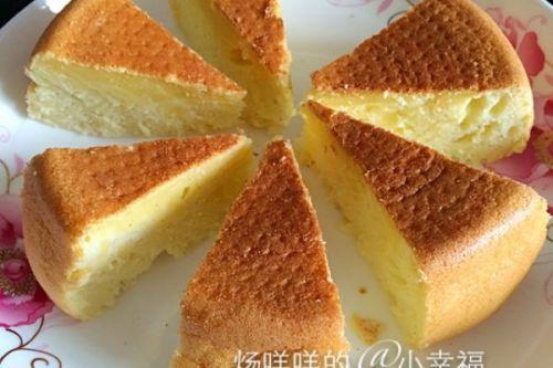 不用烤箱的蛋糕 6 的做法