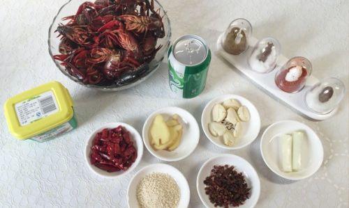 麻辣小龙虾的做法图解1