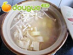 蛤蜊海鲜汤的做法图解10