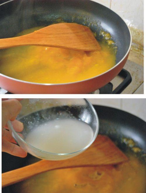 金汤荷仙菇的做法图解3